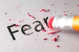 Beat fears