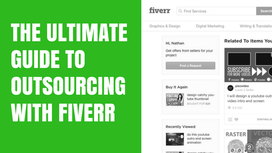 Making a Real business as a Fiverr Seller: Fiverr for the Internet Marketer