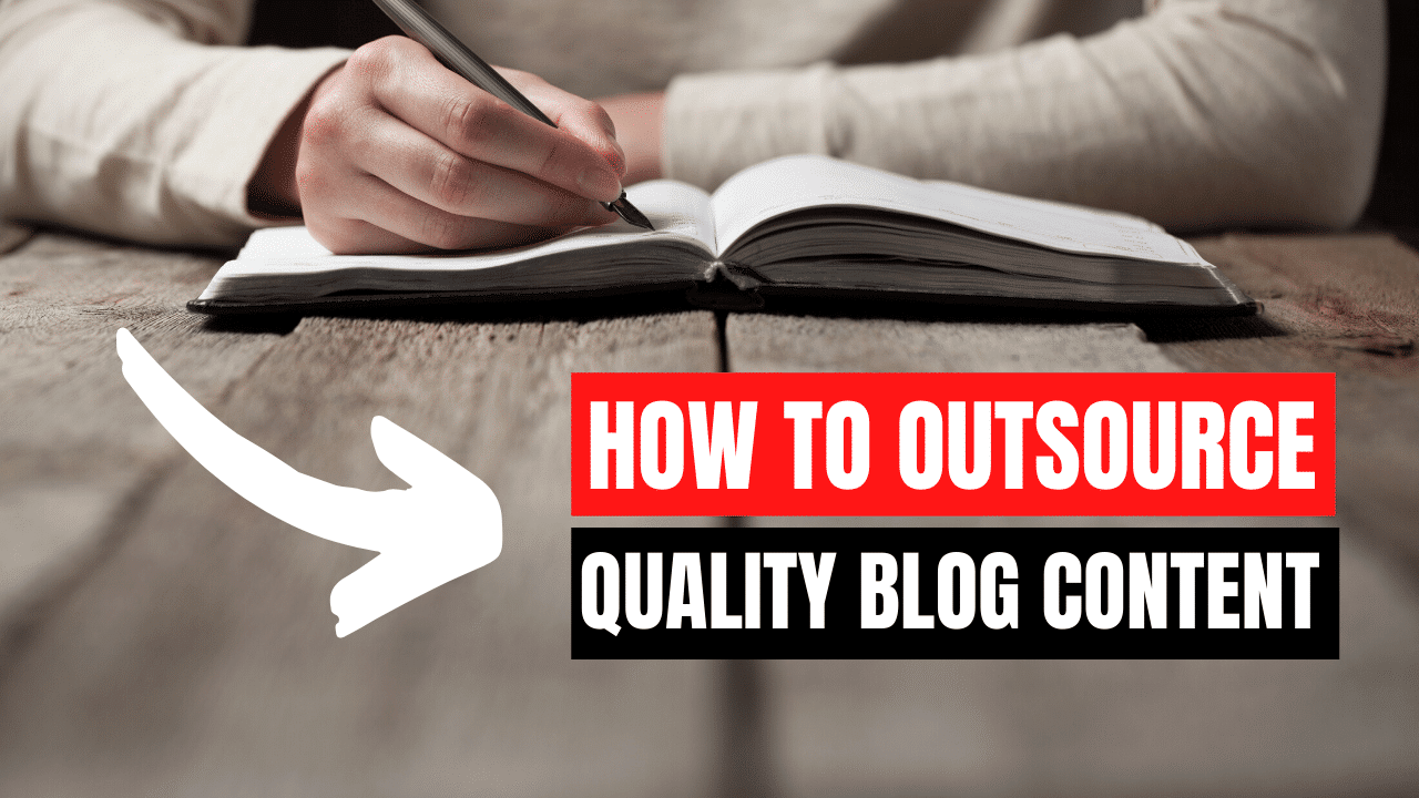 Outsource Blog Content