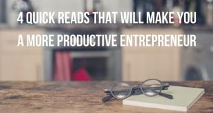 More Productive Entrepreneur