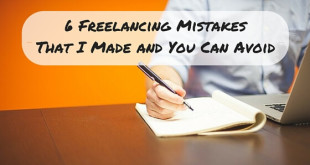 Biggest Freelancing Mistakes