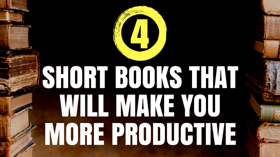 Short books on productivity