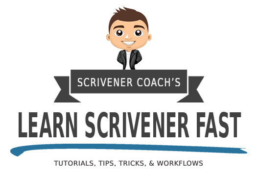 How to Learn Scrivener