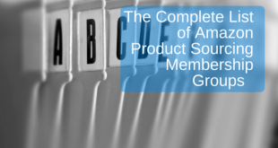 The Complete List of Amazon Product Sourcing Membership Groups -