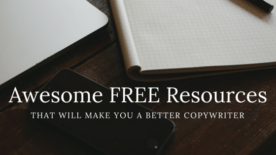 Free Resources for Copywriters