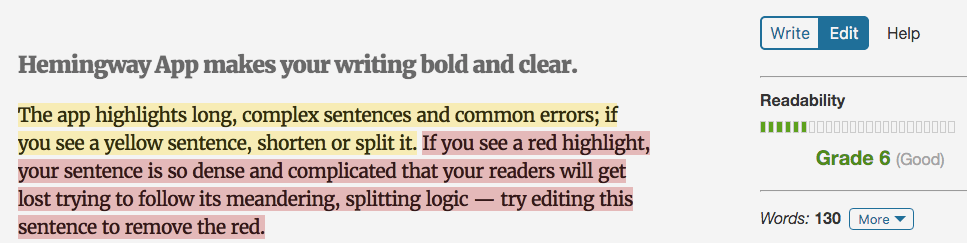 Tools for Copywriters