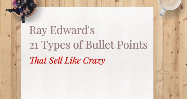 How to Write Great Bullet Points