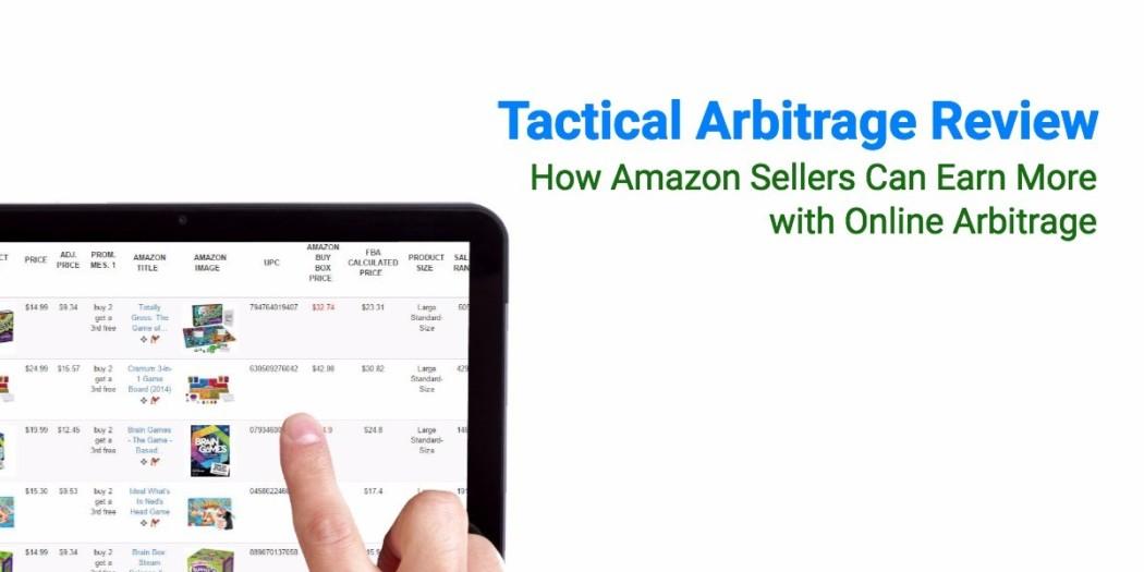Tactical Arbitrage Review