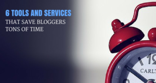 Save Time Blogging