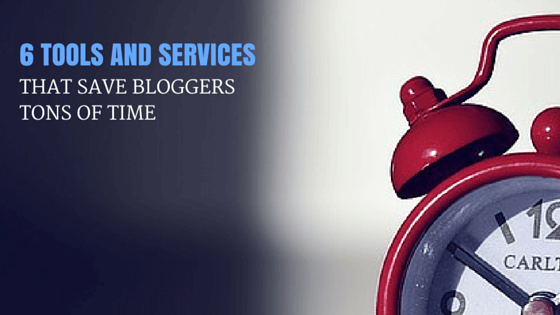 Save Time Blogging