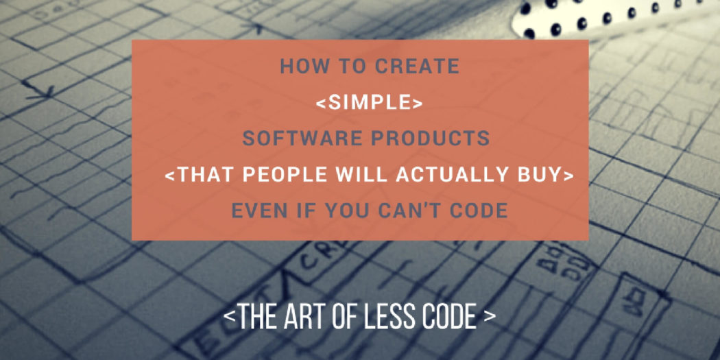 The Art of Less Code