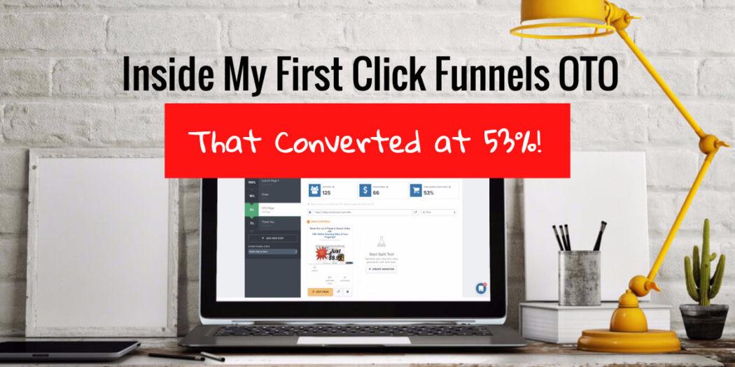 Click Funnels OTO