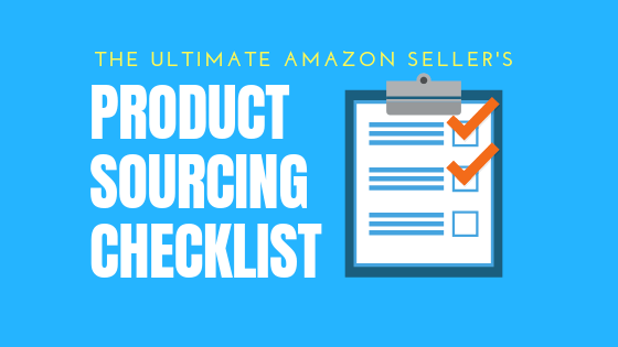 Amazon Product Sourcing Guide