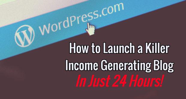 Passive Income Wordpress