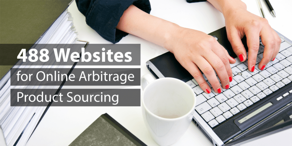 Websites for Online Arbitrage