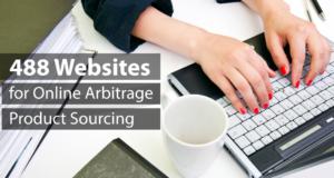 Websites for Online Arbitrage