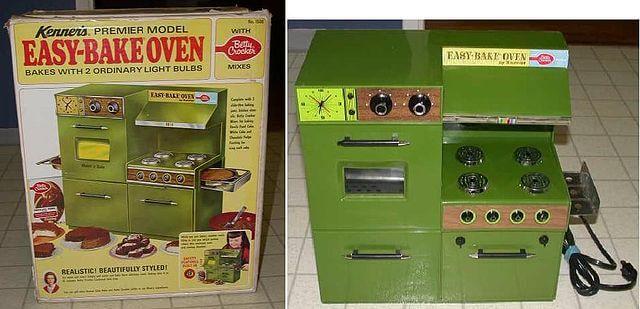 Premier model easy bake oven