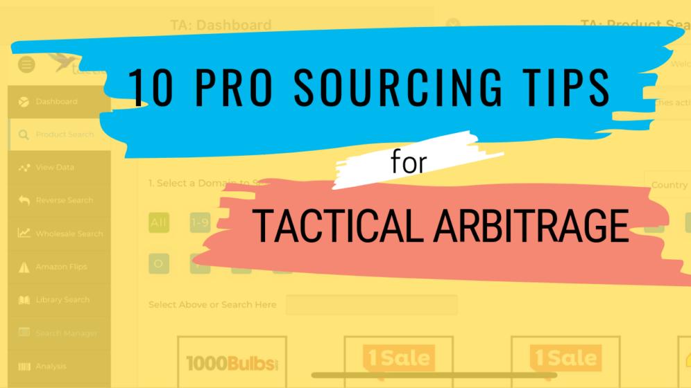 Tactical Arbitrage Training