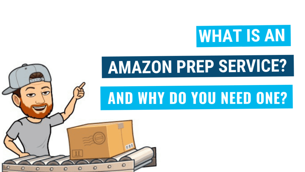 Amazon FBA Prep Service