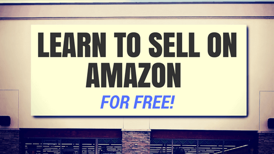 Learn to sell on amazon for free