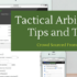 Tactical Arbitrage Tips and Training