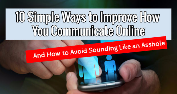 Online Communication Tips