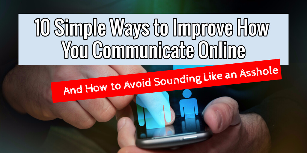 Online Communication Tips