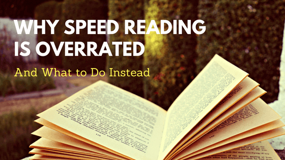 Speed Reading Facts