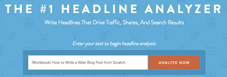 Blog Post Headlines