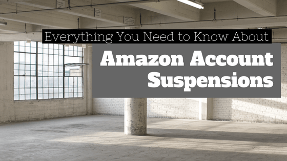 Amazon Account Suspensions