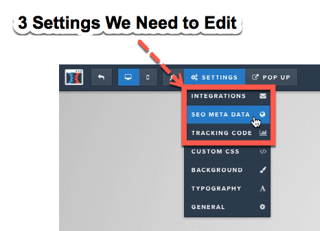 Important Settings in Clickfunnels
