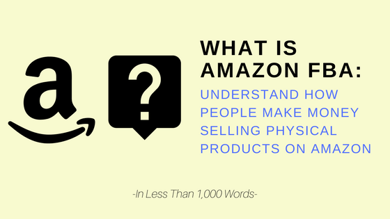 how to make money selling amazon products
