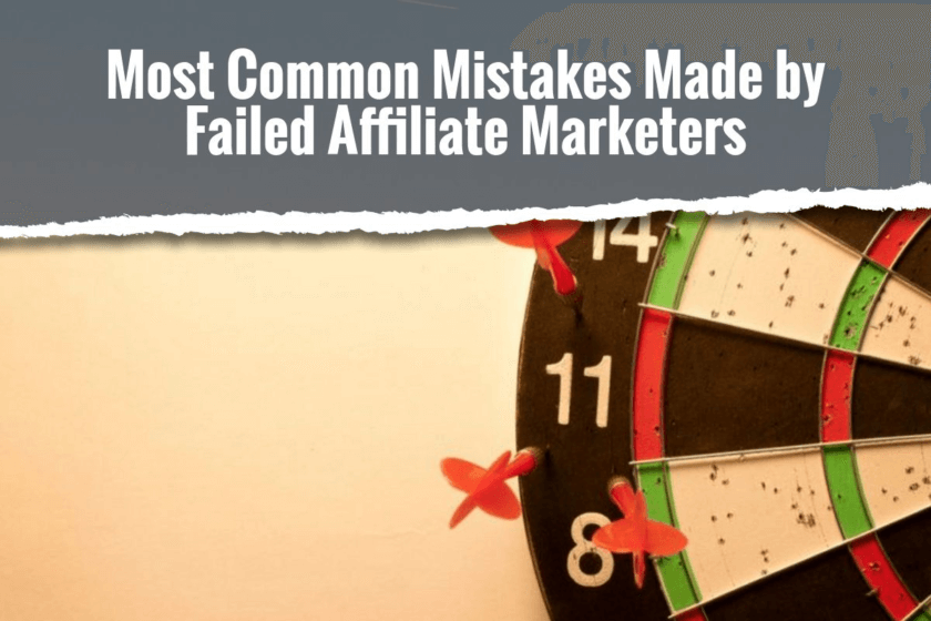 Affiliate Mistakes