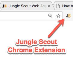 Jungle Scout Chrome Extension