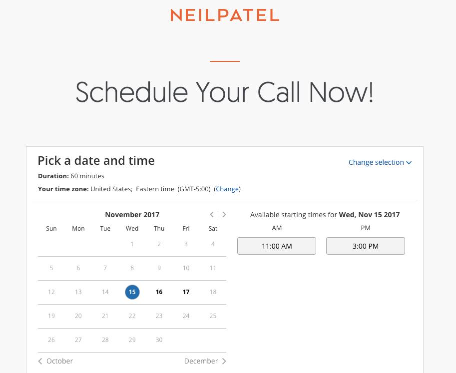 Neil Patel Genius