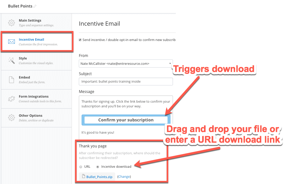How to Create a Lead Magnet URL