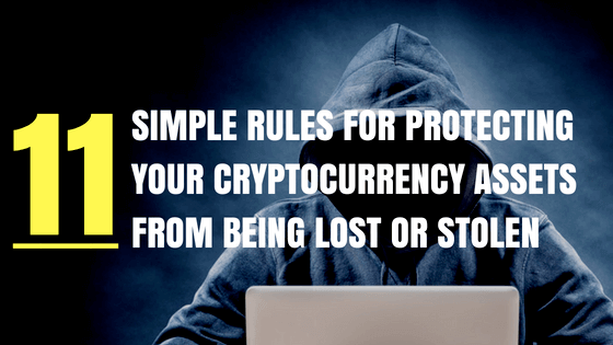 ways to protect your crypto