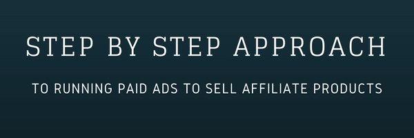 Sell Affiliate Products with Ads