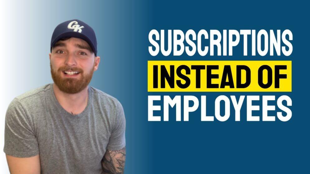 Subscription Services for Entrepreneurs