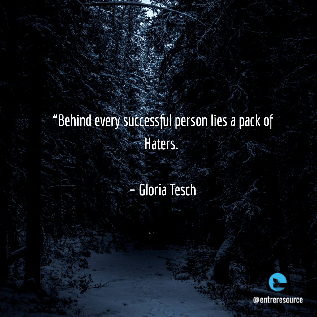 Gloria Tesch Quote