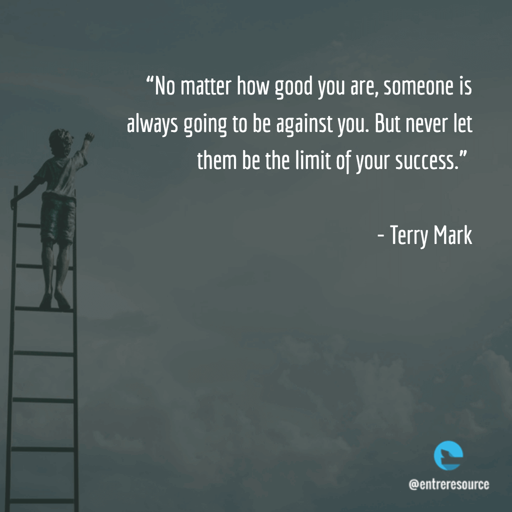 Terry Mark Quote