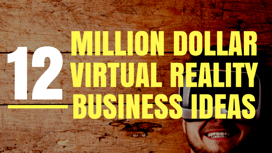 Vr business ideas