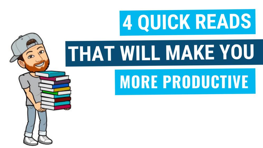 Productivity books