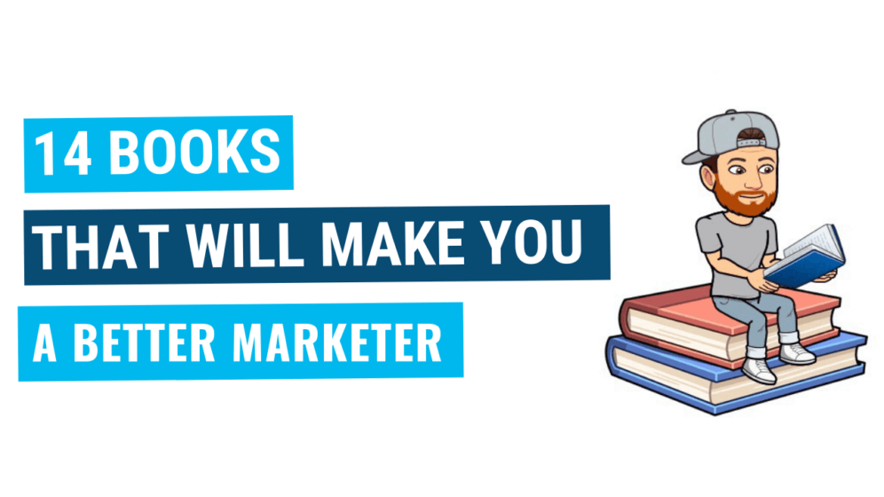 14 Books for Marketers