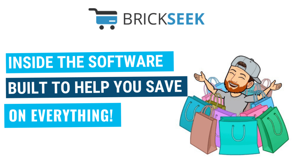 BrickSeek: The Software Shoppers and Resellers Use to Find