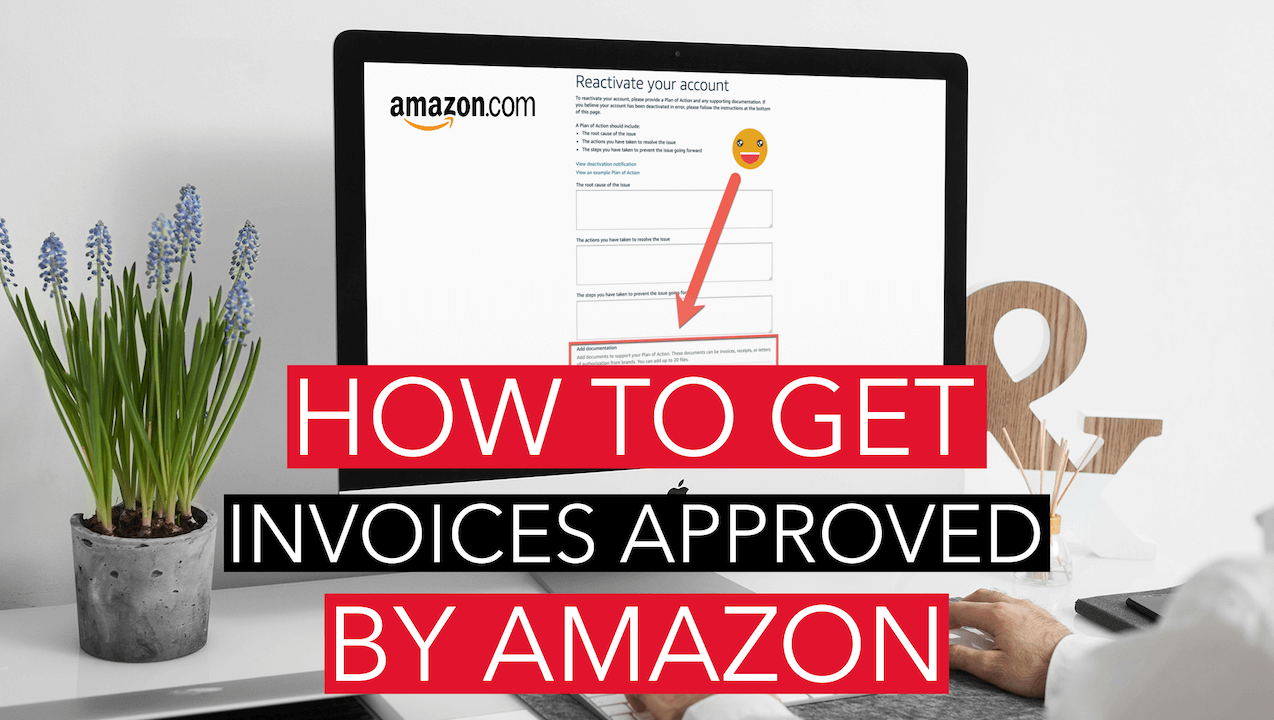 Amazon Invoice Request