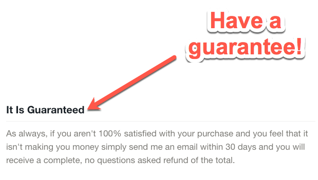 Gumroad Guarantee