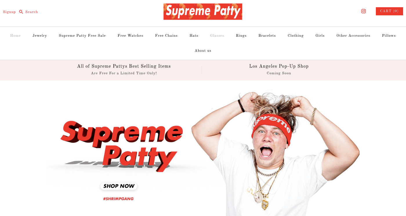 SupremePatty.com