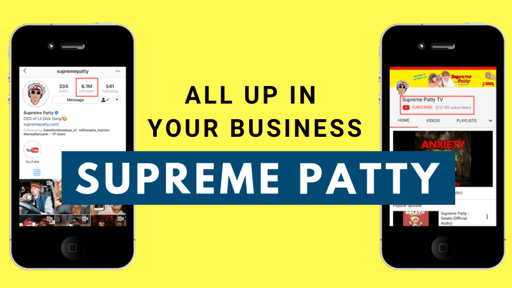 Influencer Insider: How Did Supreme Patty Get So Famous?