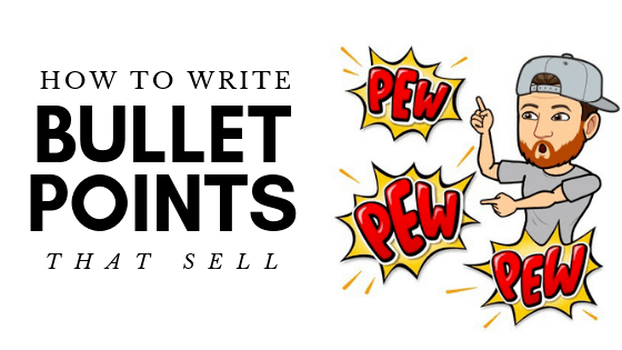 Bullet Points in Marketing